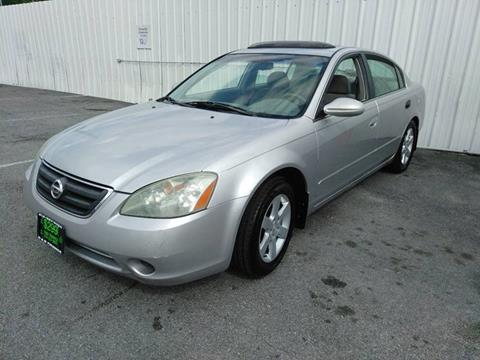 2003 Nissan Altima for sale in Dallas, TX