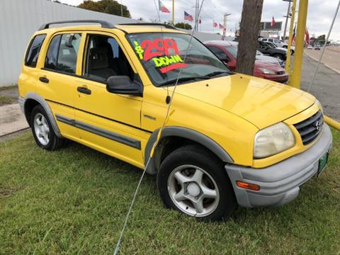 2004 Suzuki Vitara for sale in Dallas, TX