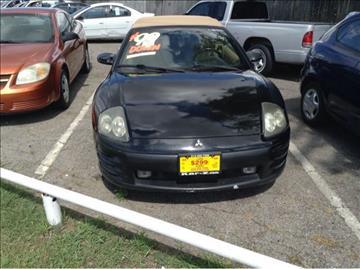 2002 Mitsubishi Eclipse Spyder for sale in Dallas, TX