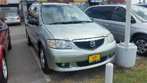 2002 Mazda MPV for sale in Dallas, TX