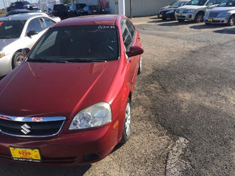 2008 Suzuki Forenza for sale in Dallas, TX