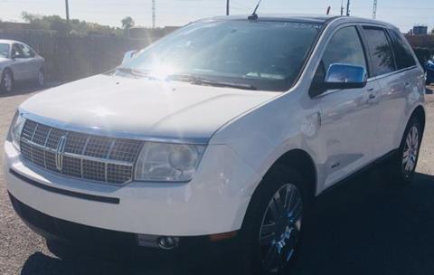 2008 Lincoln MKX for sale in Dallas, TX