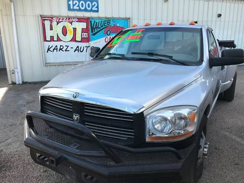2006 Dodge Ram Chassis 3500 for sale in Dallas, TX