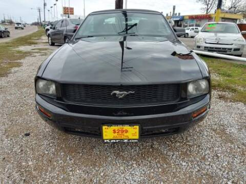 2005 Ford Mustang for sale at Karz in Dallas TX