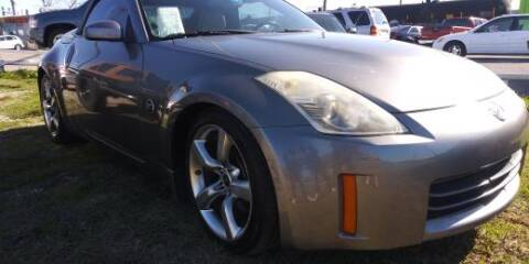 2007 Nissan 350Z for sale at Karz in Dallas TX
