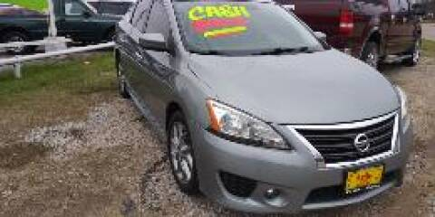 2013 Nissan Sentra SL for sale at Karz in Dallas TX