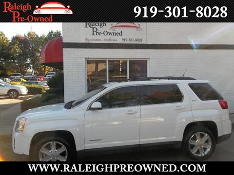 2012 GMC Terrain for sale in Raleigh, NC