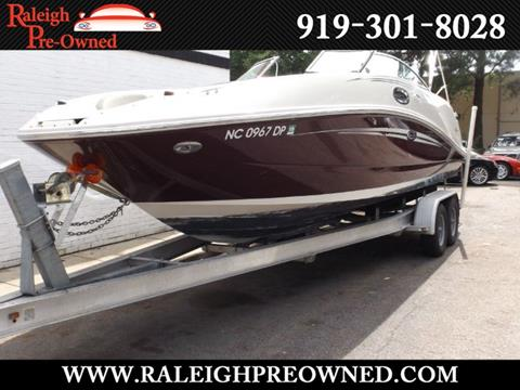 2009 Sea Ray 260 Sundeck for sale in Raleigh, NC