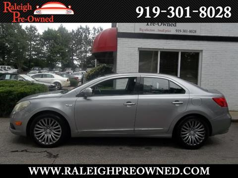 2010 Suzuki Kizashi for sale in Raleigh, NC