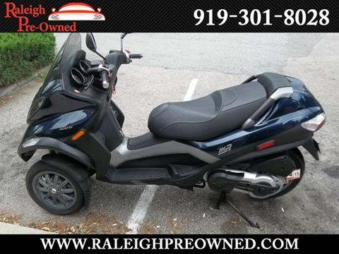 2009 Piaggio Mp3 400 for sale in Raleigh, NC