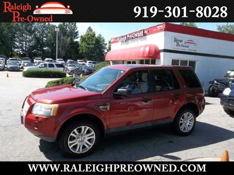 2008 Land Rover LR2 for sale in Raleigh, NC