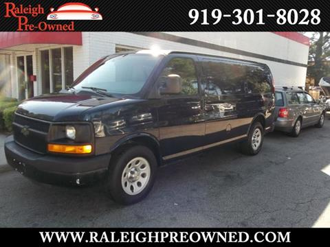 2014 Chevrolet Express Cargo for sale in Raleigh, NC