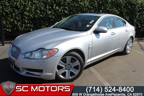 2010 Jaguar XF For Sale In Placentia, CA