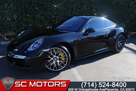2015 Porsche 911 for sale in Placentia, CA