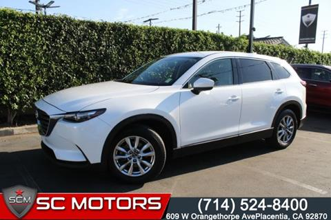 2016 Mazda CX-9 for sale in Placentia, CA