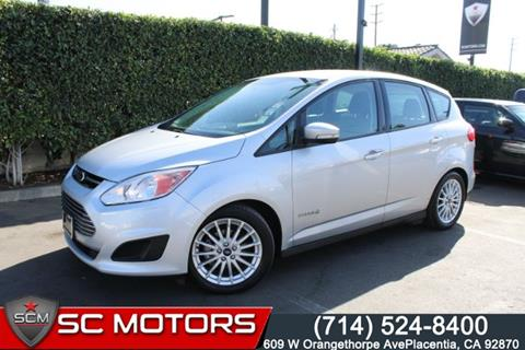 2015 Ford C-MAX Hybrid for sale in Placentia, CA