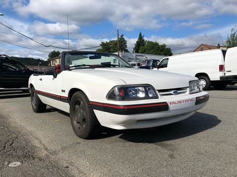 91 Mustang Gt >> 1991 Ford Mustang For Sale In Paterson Nj