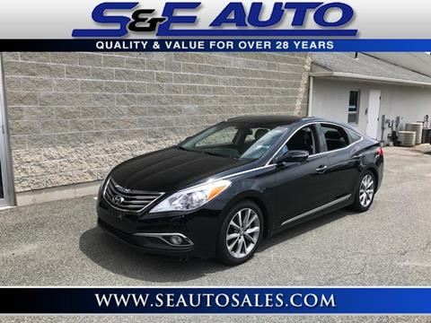 2016 Hyundai Azera for sale in Walpole, MA
