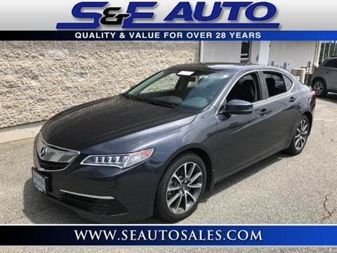 Acura TLX For Sale in Pelham, AL - Carsforsale.com on