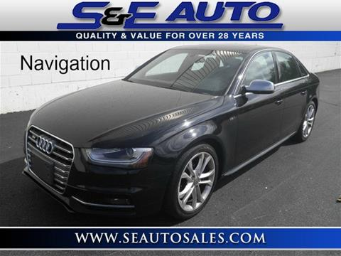 2015 Audi S4 for sale in Walpole, MA