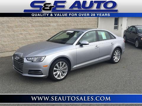 2017 Audi A4 for sale in Walpole, MA