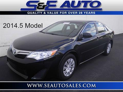 2014 Toyota Camry for sale in Walpole, MA