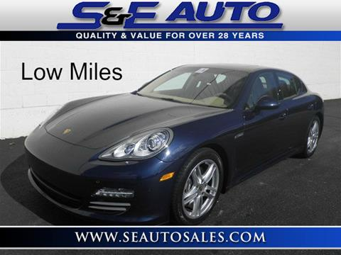 2013 Porsche Panamera for sale in Walpole, MA