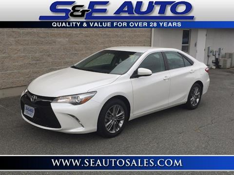 2015 Toyota Camry for sale in Walpole, MA