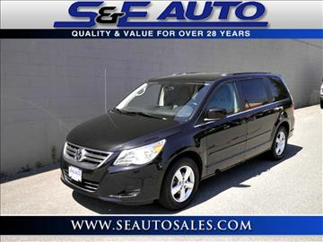 2011 Volkswagen Routan for sale in Walpole, MA