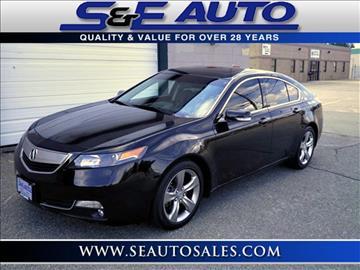 2012 Acura TL for sale in Walpole, MA