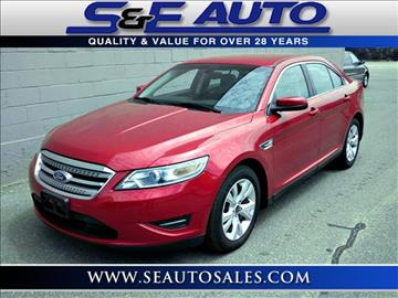 2012 Ford Taurus for sale in Walpole, MA