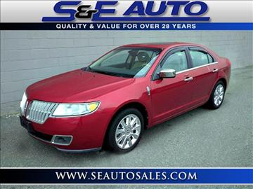 2011 Lincoln MKZ for sale in Walpole, MA