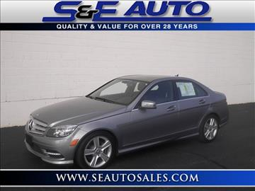 2011 Mercedes-Benz C-Class for sale in Walpole, MA