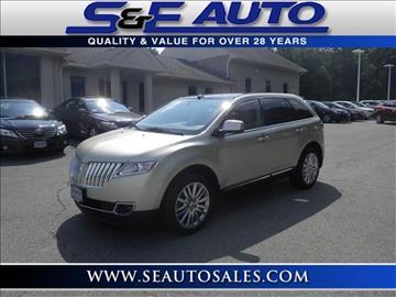 2011 Lincoln MKX for sale in Walpole, MA