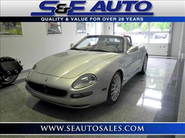 2002 Maserati Spyder for sale in Walpole, MA