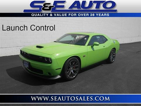 2015 Dodge Challenger for sale in Walpole, MA