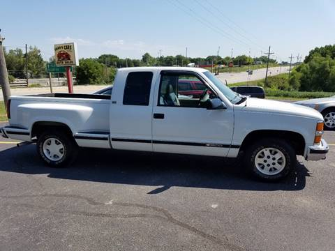 1995 Chevrolet C/K 1500 Series for sale in Eagle, NE