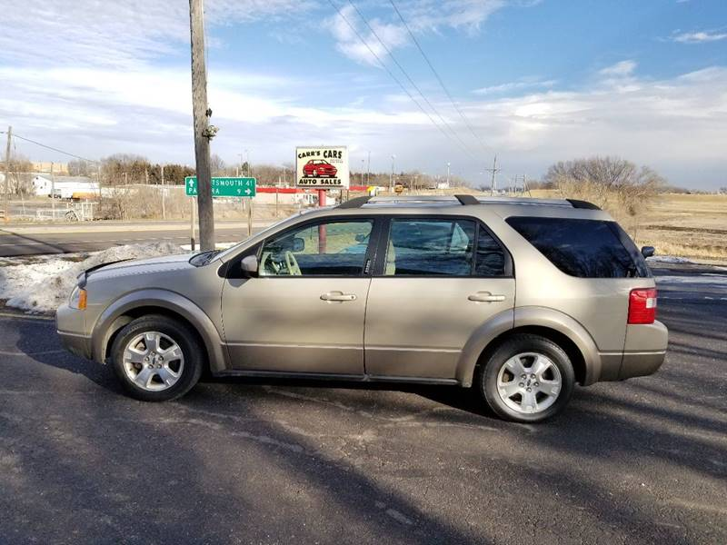 Ford Freestyle AWD SEL Dr Wagon In Eagle NE Carrs Cars - 2005 freestyle