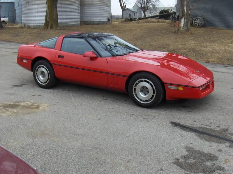 1987 Chevrolet Corvette 2dr Hatchback - Eagle NE