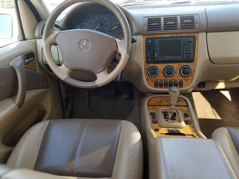 2003 Mercedes-Benz M-Class AWD ML 350 4MATIC 4dr SUV - Eagle NE