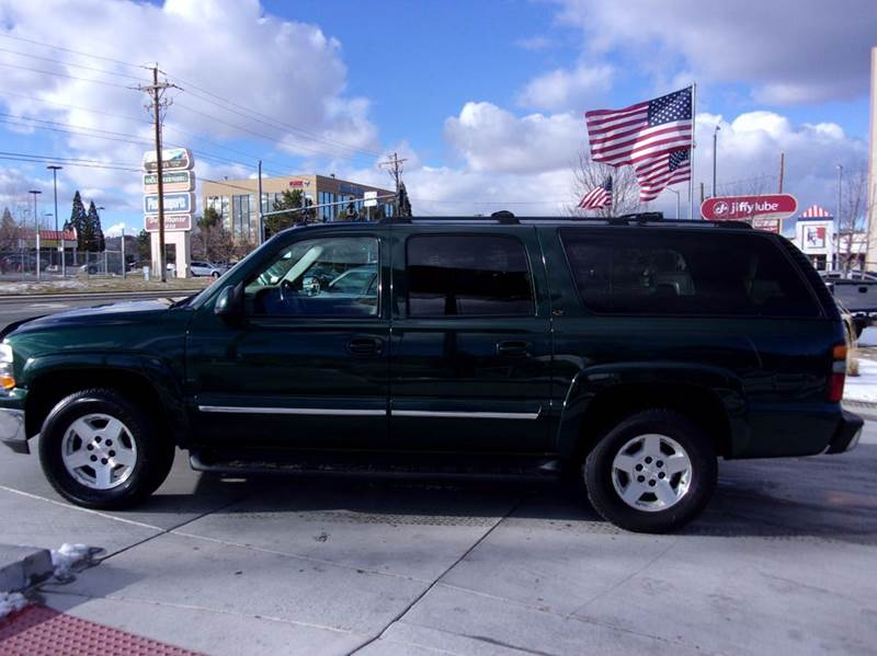 2004 Chevrolet Suburban 1500 LS 4WD 4dr SUV In Reno NV - Ideal Cars