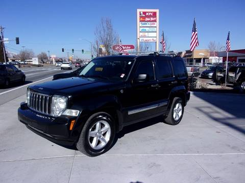 2009 Jeep Liberty for sale in Reno, NV