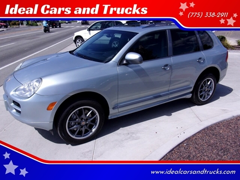 Porsche Cayenne For Sale In Reno Nv Ideal Cars And Trucks