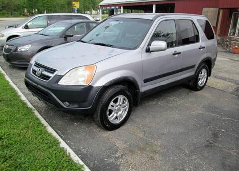 2004 Honda CR-V for sale at Duncan Cars in Switz City IN