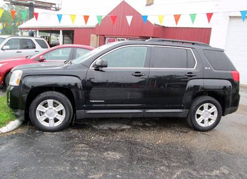 2013 GMC Terrain for sale at Duncan Cars in Switz City IN