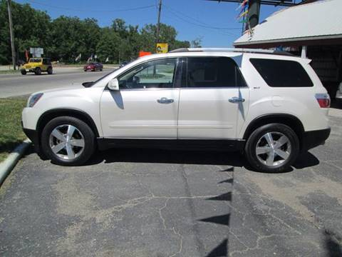 2012 GMC Acadia for sale at Duncan Cars in Switz City IN