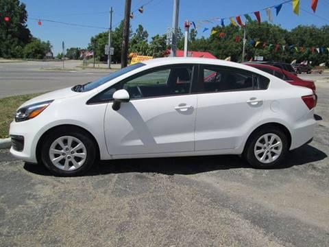 2017 Kia Rio for sale at Duncan Cars in Switz City IN