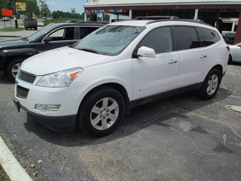 2010 Chevrolet Traverse for sale at Duncan Cars in Switz City IN