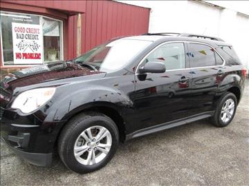 2010 Chevrolet Equinox for sale at Duncan Cars in Switz City IN