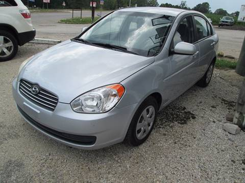 2011 Hyundai Accent for sale at Duncan Cars in Switz City IN